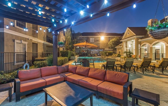 Community amenities offered at our Houston apartments