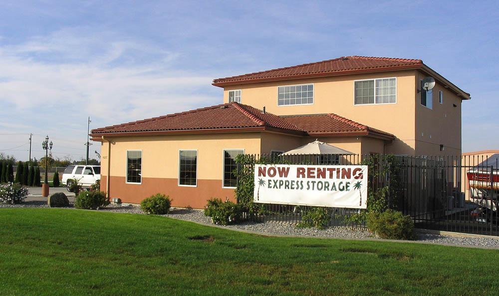Secure storage in Pasco at Express Storage