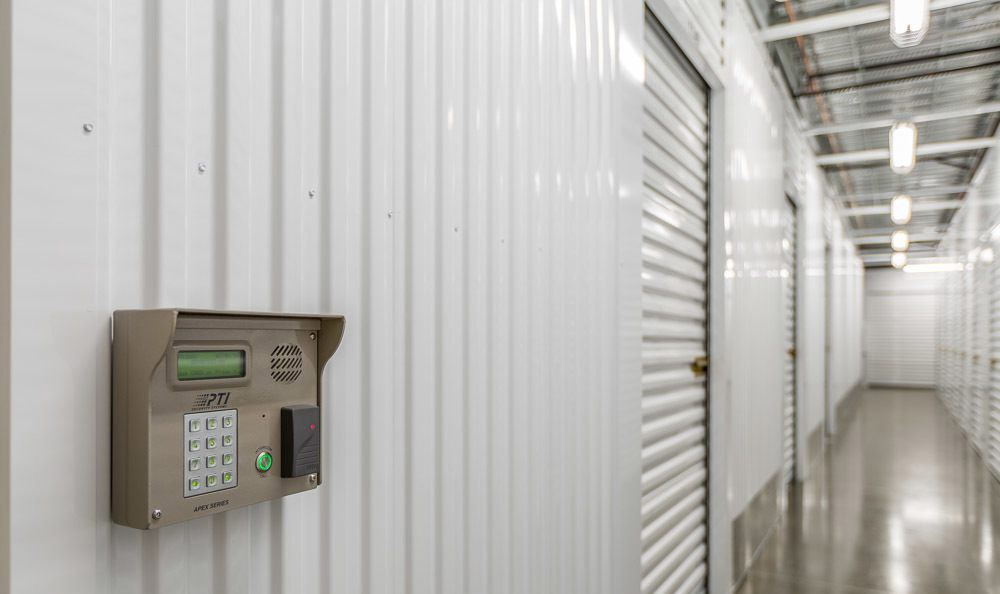 Interior Storage Units at  in ,