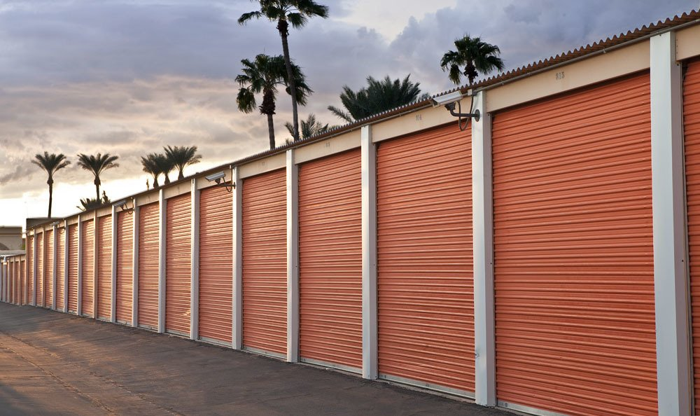 Drive up self storage units in Mesa, AZ