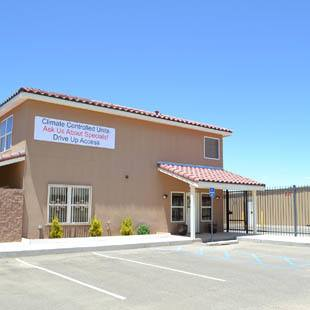 self storage facility in Rio Rancho, NM