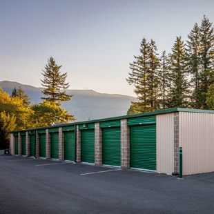 self storage facility in North Bend, WA