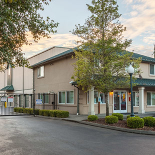 Everett, WA self storage facility