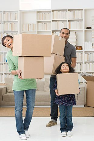 Family moving guide to having a stress free experience with Urban Self Storage
