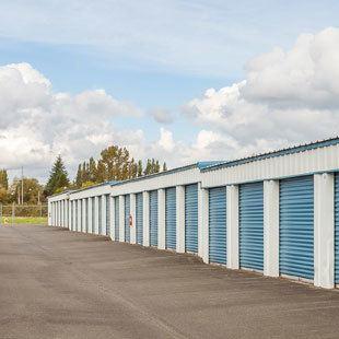Ferndale, WA self storage facility