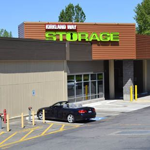 find the best self storage in Kirkland, WA