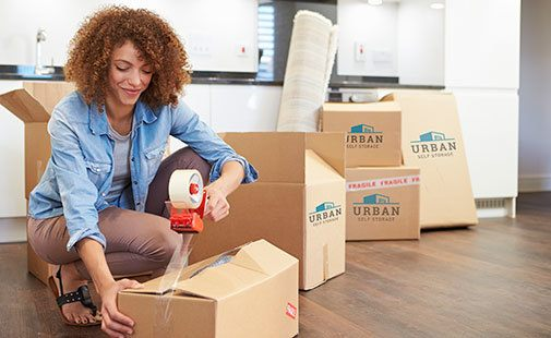 Watch our video about the quality self storage provided by Urban Self Storage