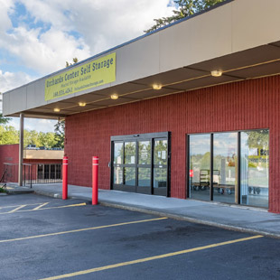 self storage facility in Vancouver, WA