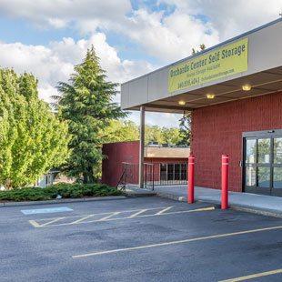 self storage facility in Vancouver, WA