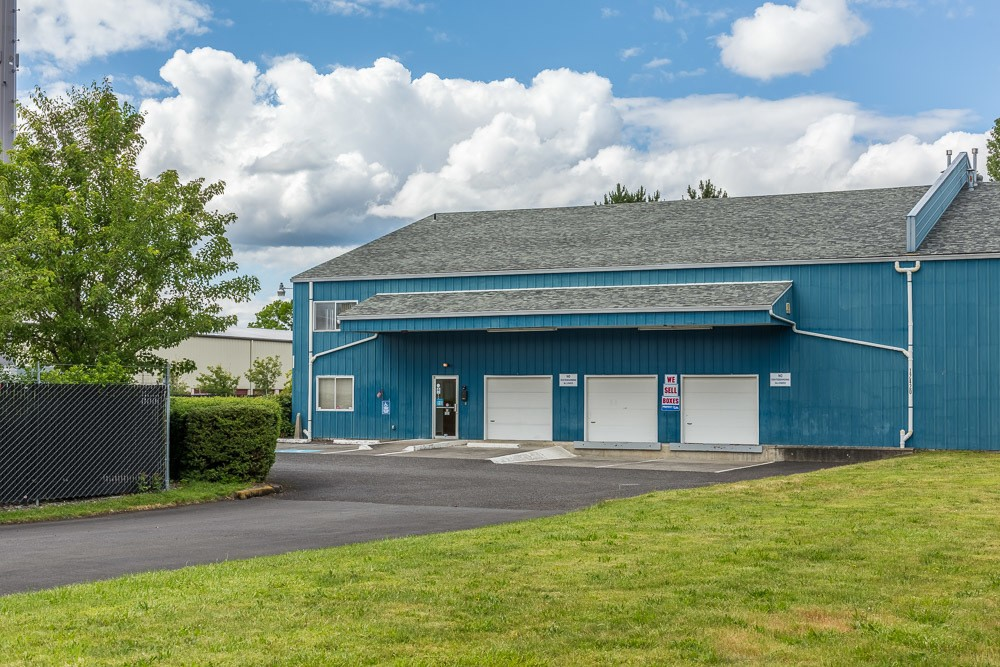 Our easy to location self storage facility in Vancouver, Washington.