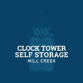 Mill Creek Clock Tower Self Storage