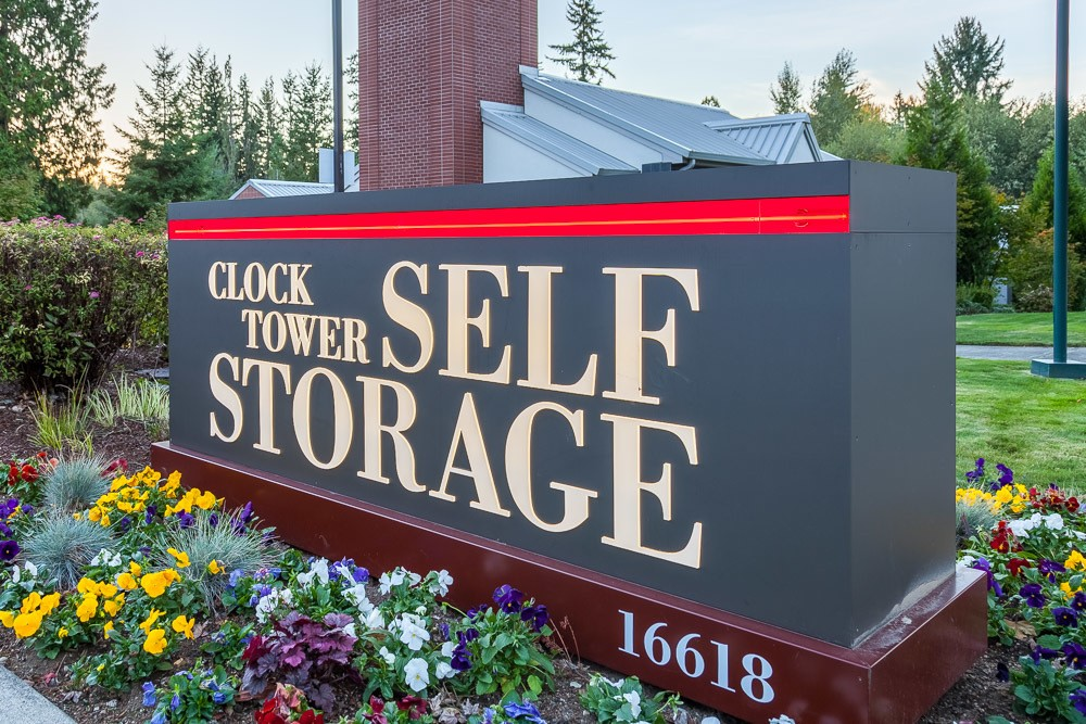 Our Sign Points You In The Right Direction To Self Storage In Mill Creek,  WA ...