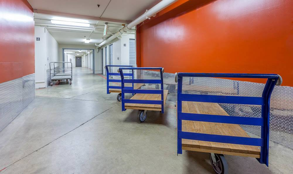 Nice ... Carts For Your Self Storage Needs In Bellevue Self Storage Facility ...