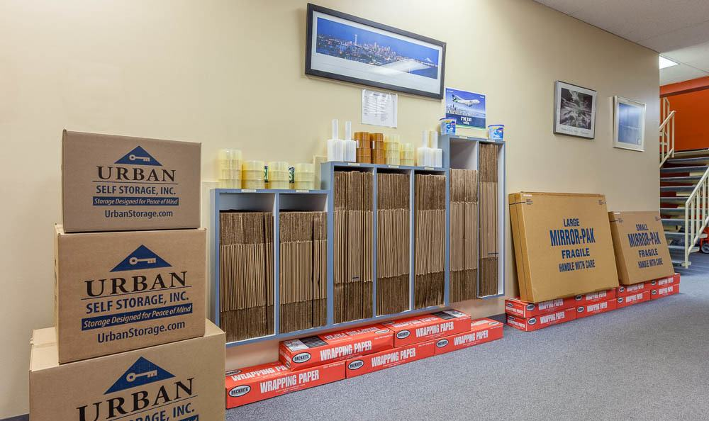 ... Various Packing Supplies Available At Self Storage In Bellevue, WA ...