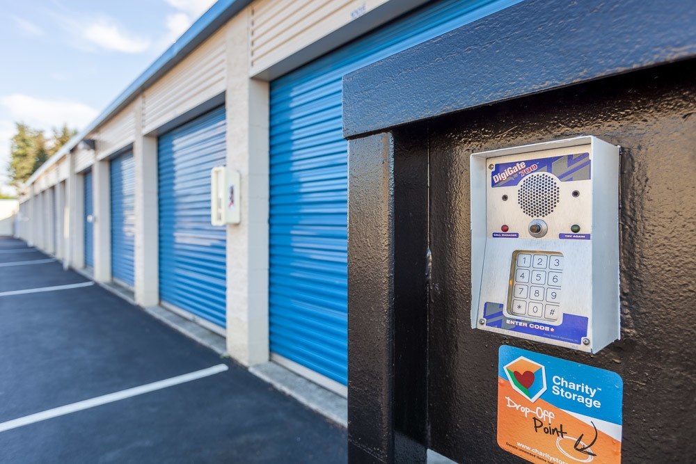 Wonderful ... Keypad Access To Self Storage In Marysville, WA ...