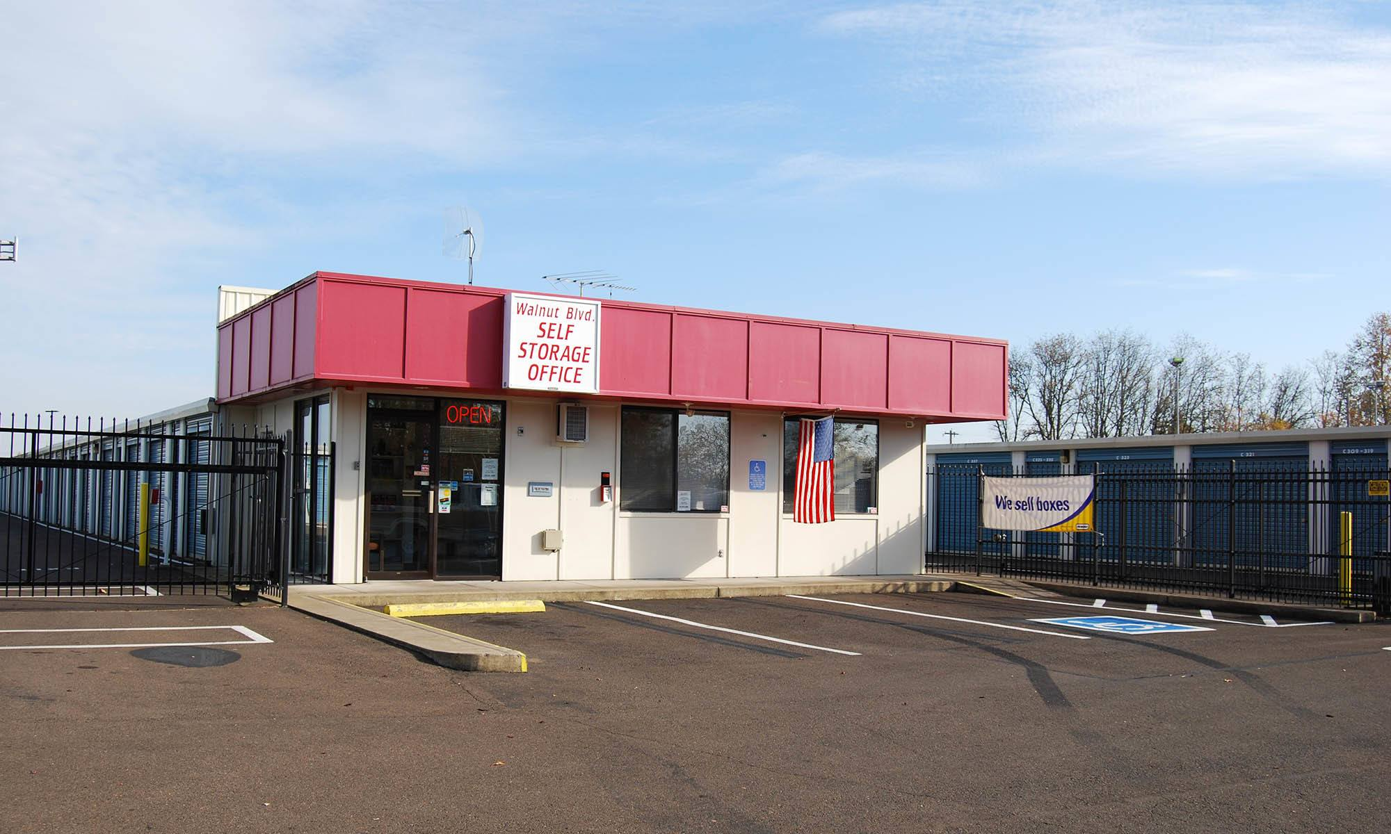 Self storage for all of your needs in Corvallis, OR