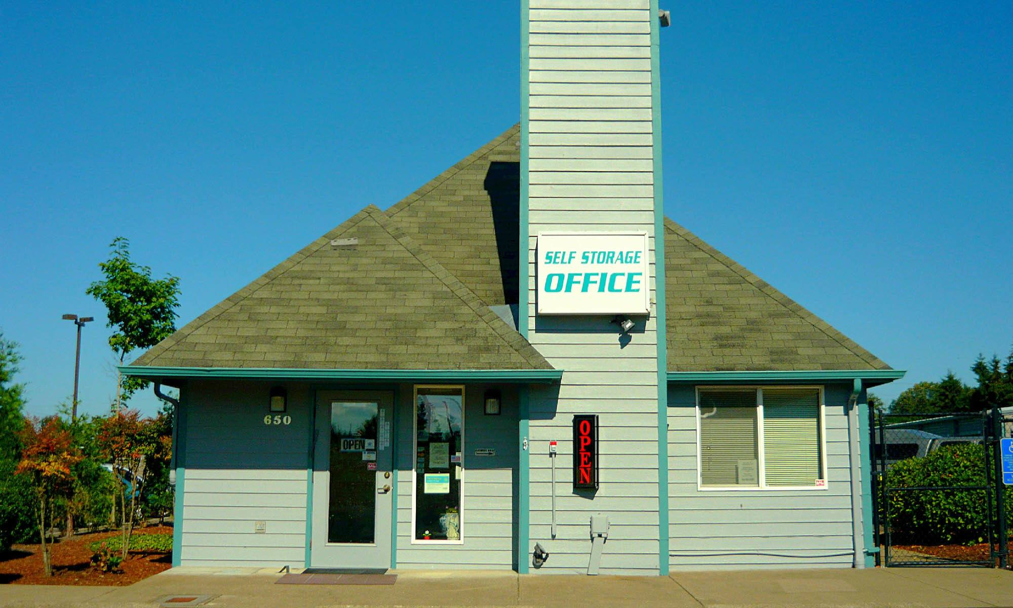 Self storage for all of your needs in Albany, OR