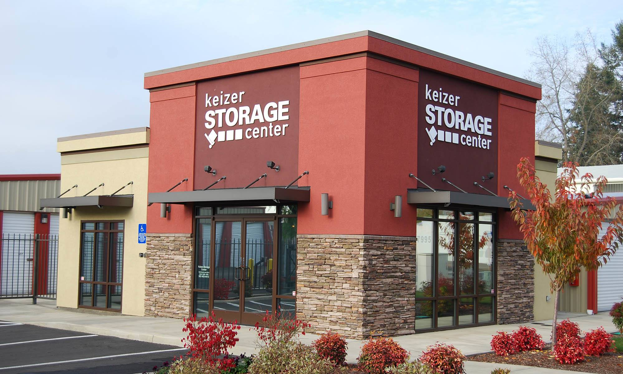 Self storage for all of your needs in Keizer, OR