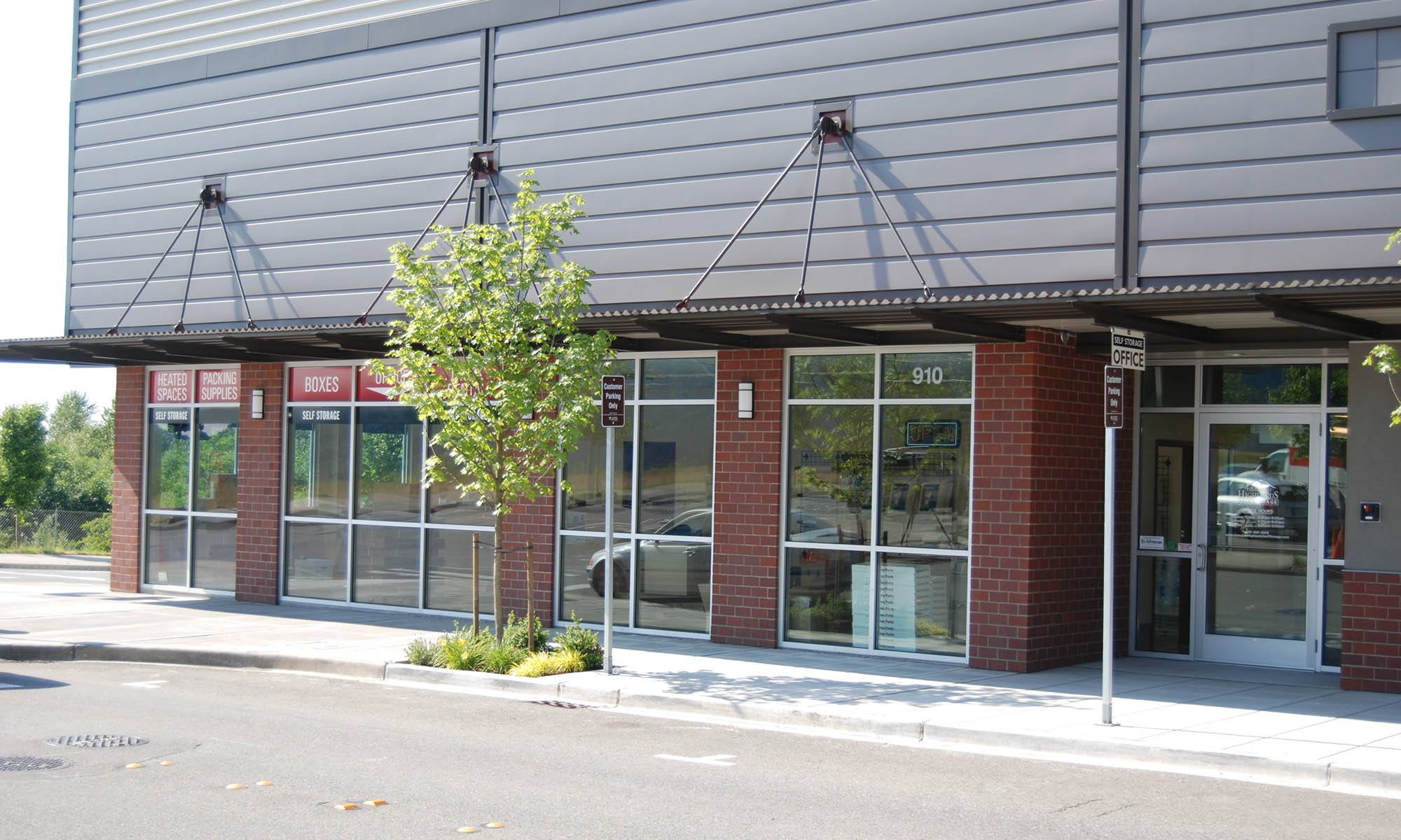 Self storage for all of your needs in Issaquah, WA