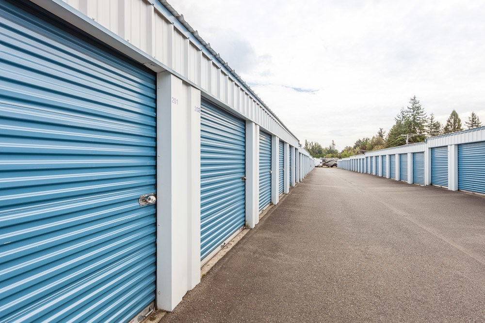 Exterior self storage units in Ferndale WA ... & Photos of Ferndale Self Storage in Ferndale WA