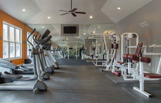Our community offers a 24 hour fitness center