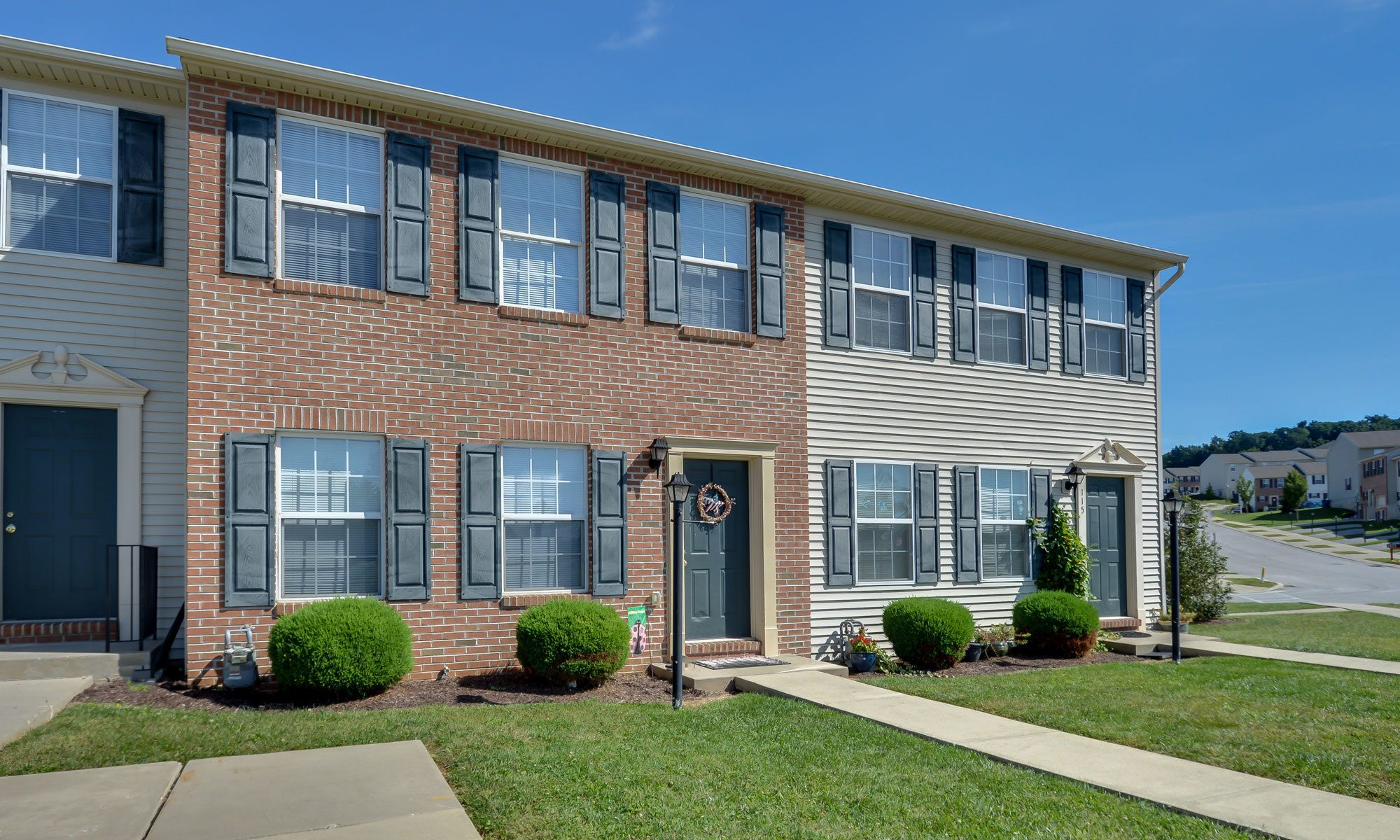 Welcome to Lion's Gate Townhomes in Red Lion, PA