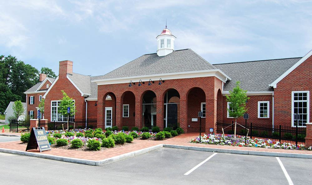 Chelsea Place Leasing Office In Toledo