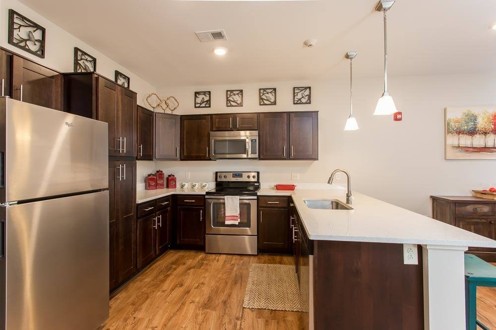 Our Kitchens at Marquis at the Woods