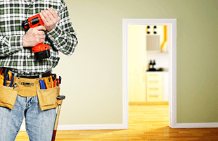 Request maintenance service at Villas of Victor and Regency Townhomes.