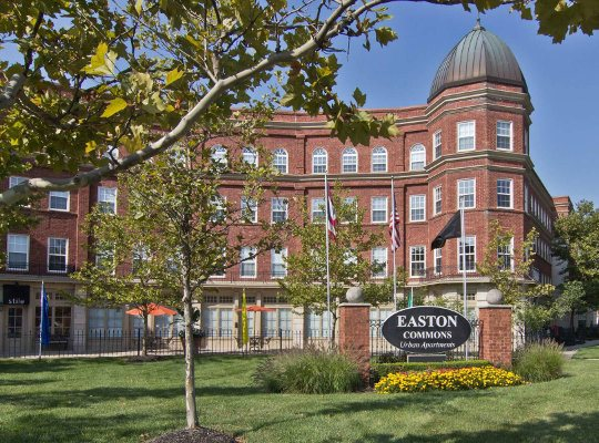 Visit the Easton Commons website