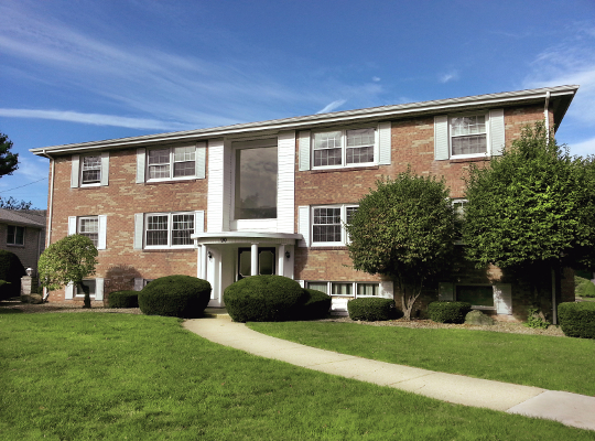 Visit the Green Lake Apartments website