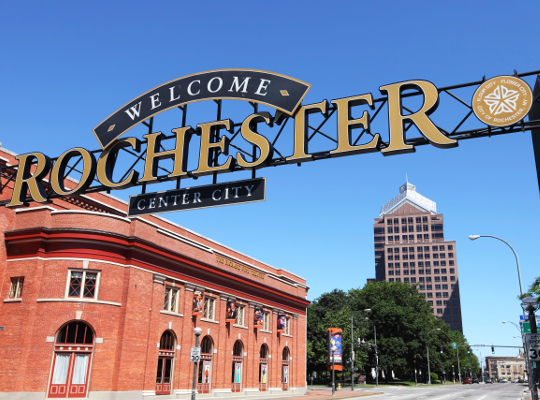 Visit the Rochester City Apartments website