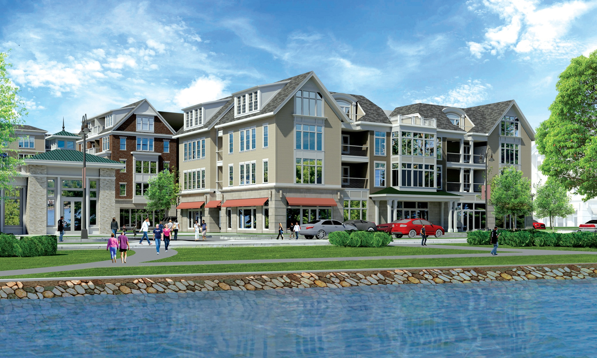 Welcome to Pinnacle North Apartments in Canandaigua, NY