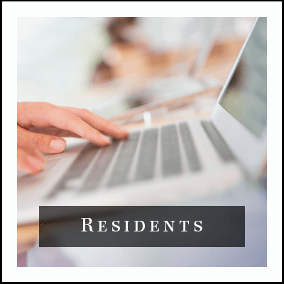 Resident services offered to Overlook Apartments residents in Elsmere.