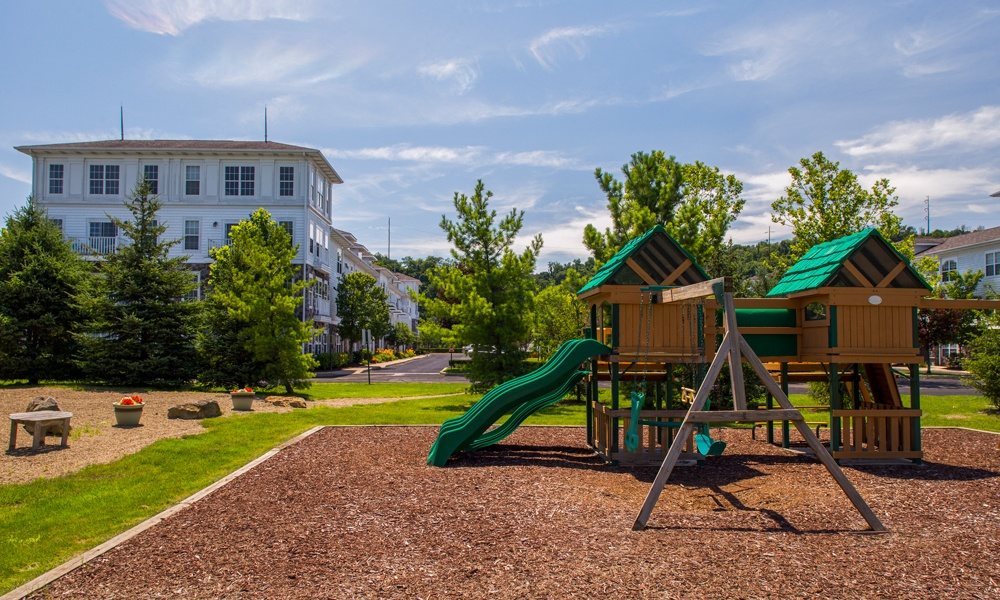 Playground at The Docks Apartments
