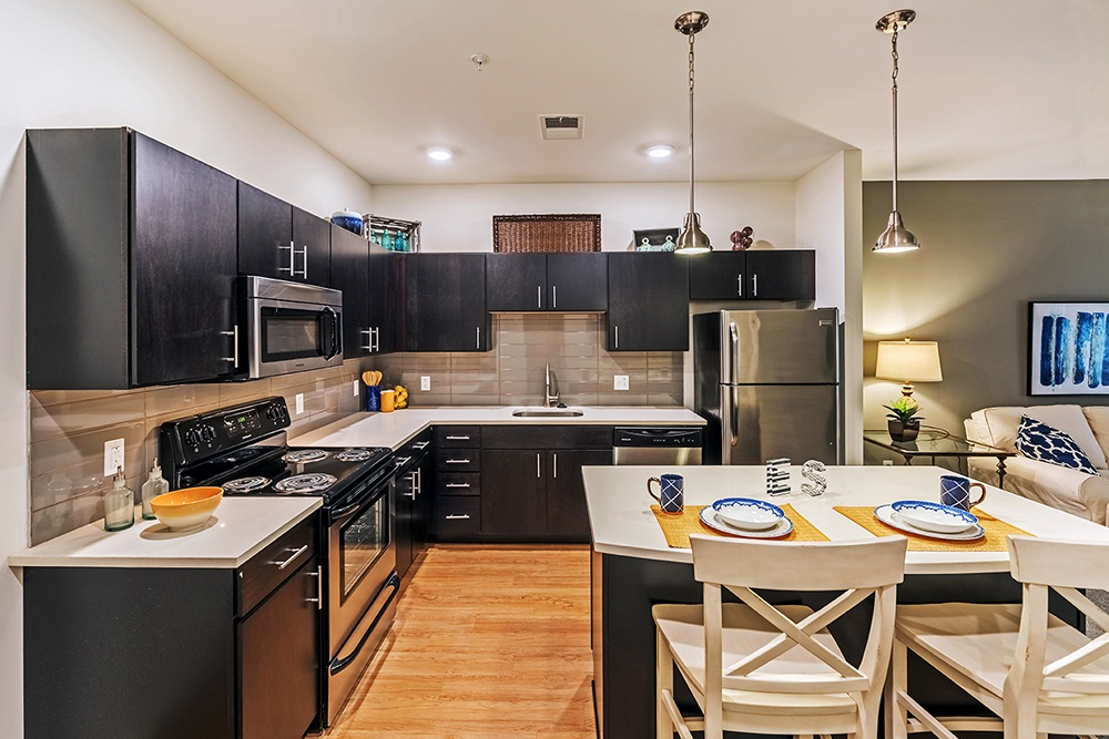luxury kitchen in Cranberry Township, PA