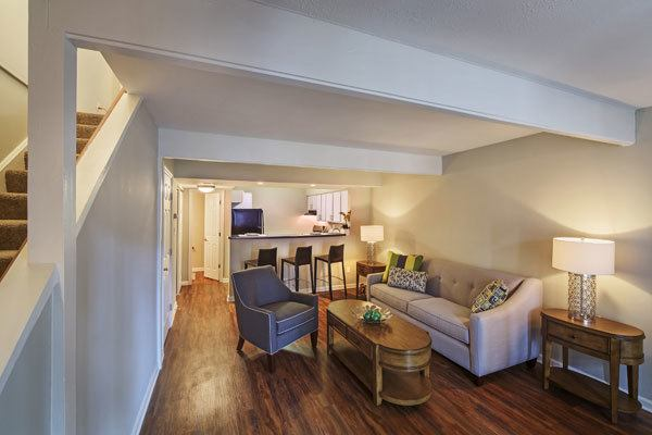 Enjoy all the amenities at Nineteen North Apartments.