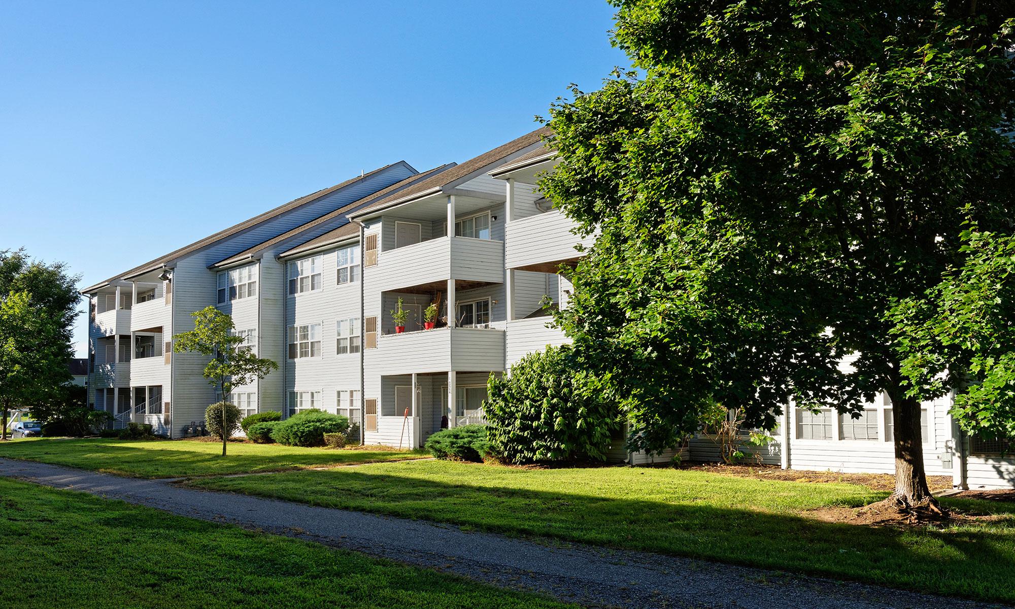 Village of Westover apartments in Dover, DE
