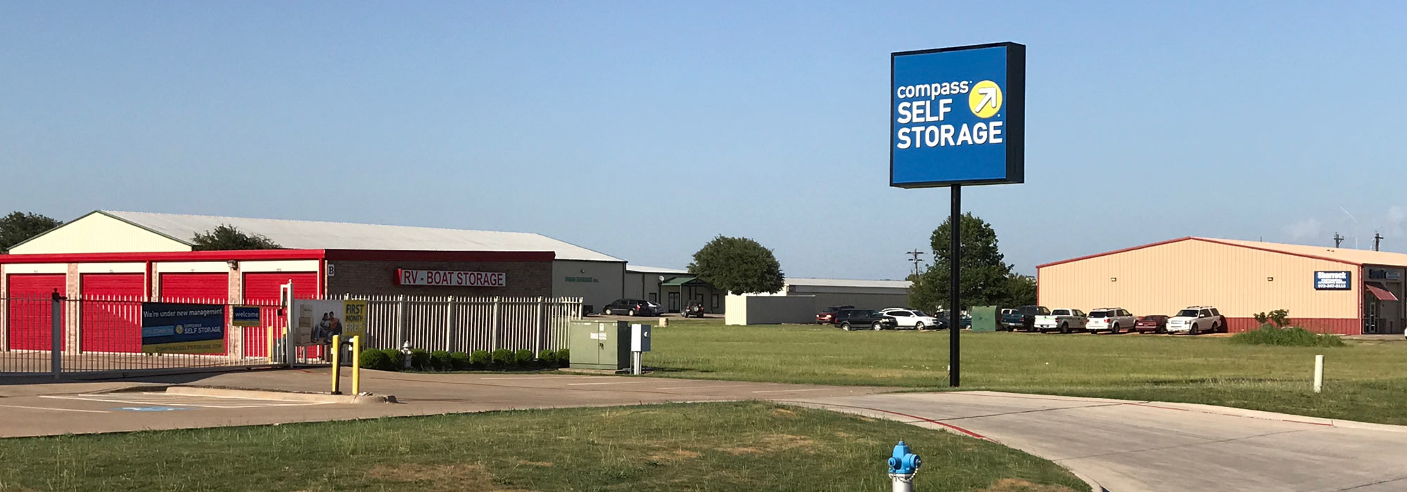 Self storage in McKinney TX