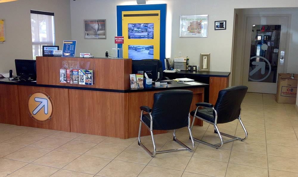 Office at Compass Self Storage in Manville, NJ