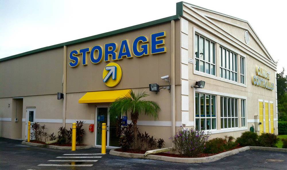 Welcome To Compass Self Storage in Lutz, FL