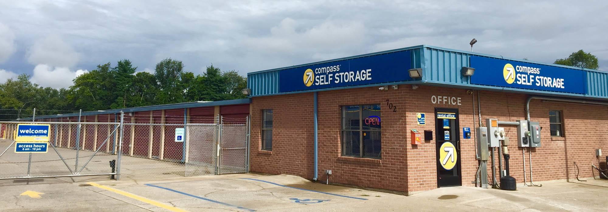 Self storage in Murfreesboro TN