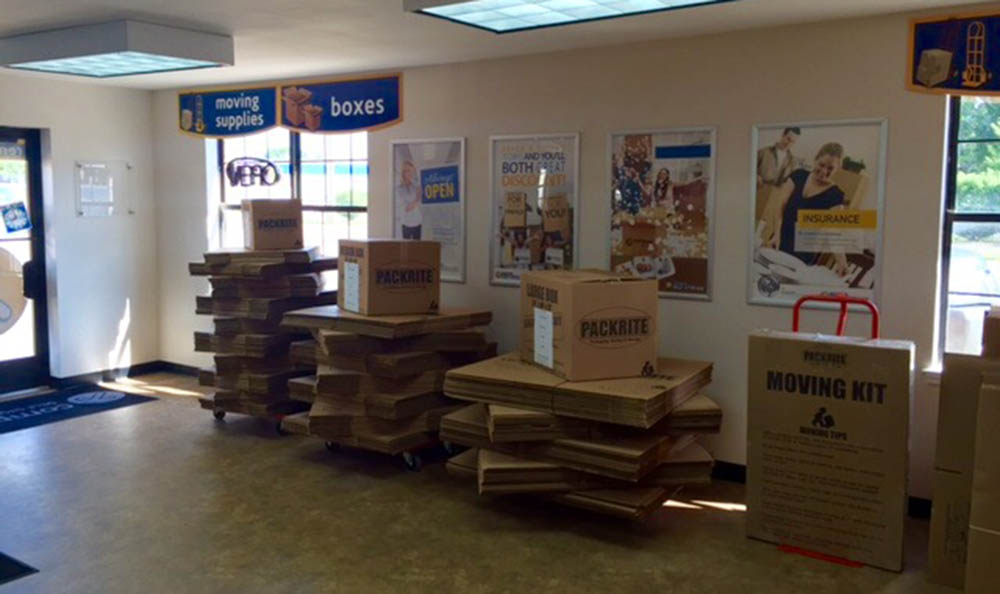 Packing And Moving Supplies at Compass Self Storage in Murfreesboro, TN