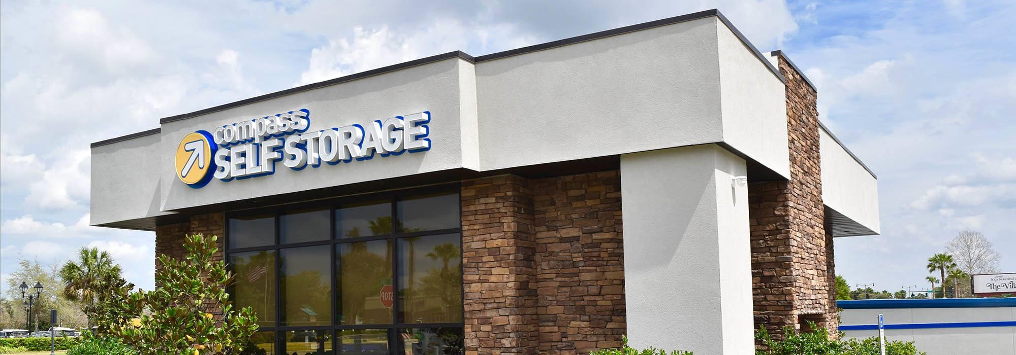 Self storage in Oxford FL