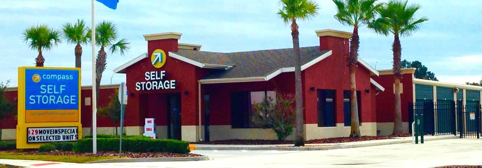 Self storage in Orlando FL