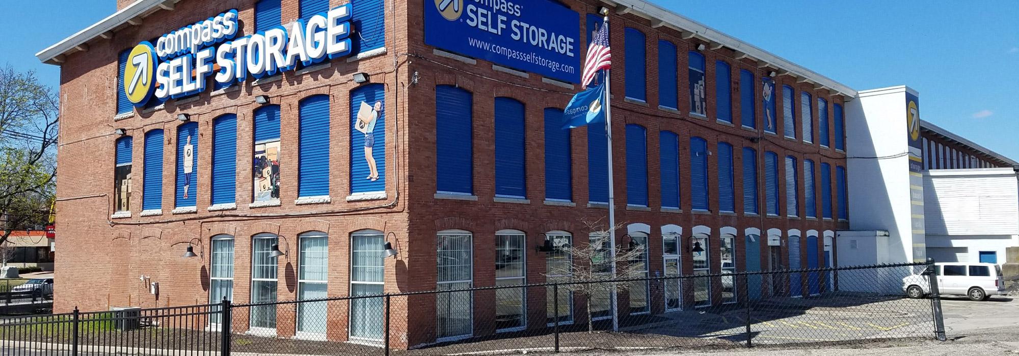 Self storage in Providence RI
