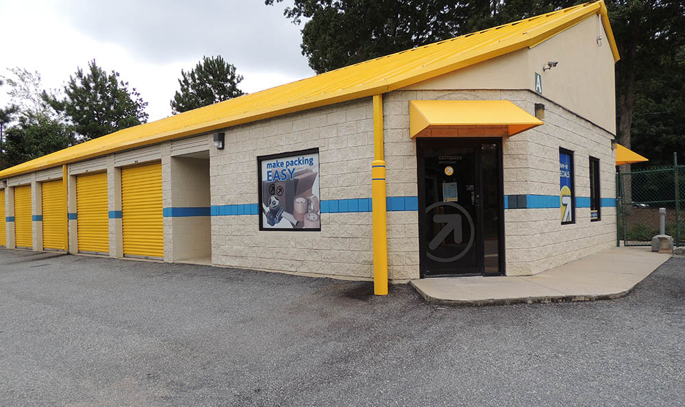 Welcome To Compass Self Storage in Kennesaw, GA