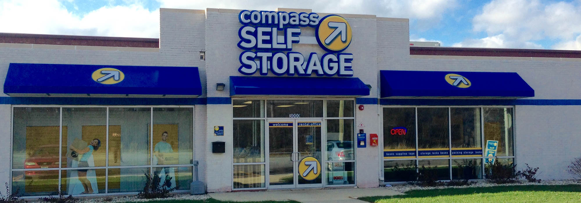 Self storage in River Grove IL