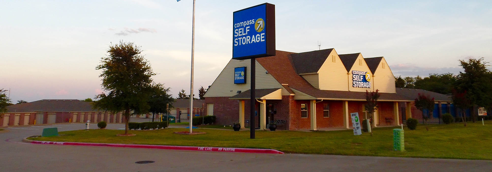 Self storage in Cedar Hill TX