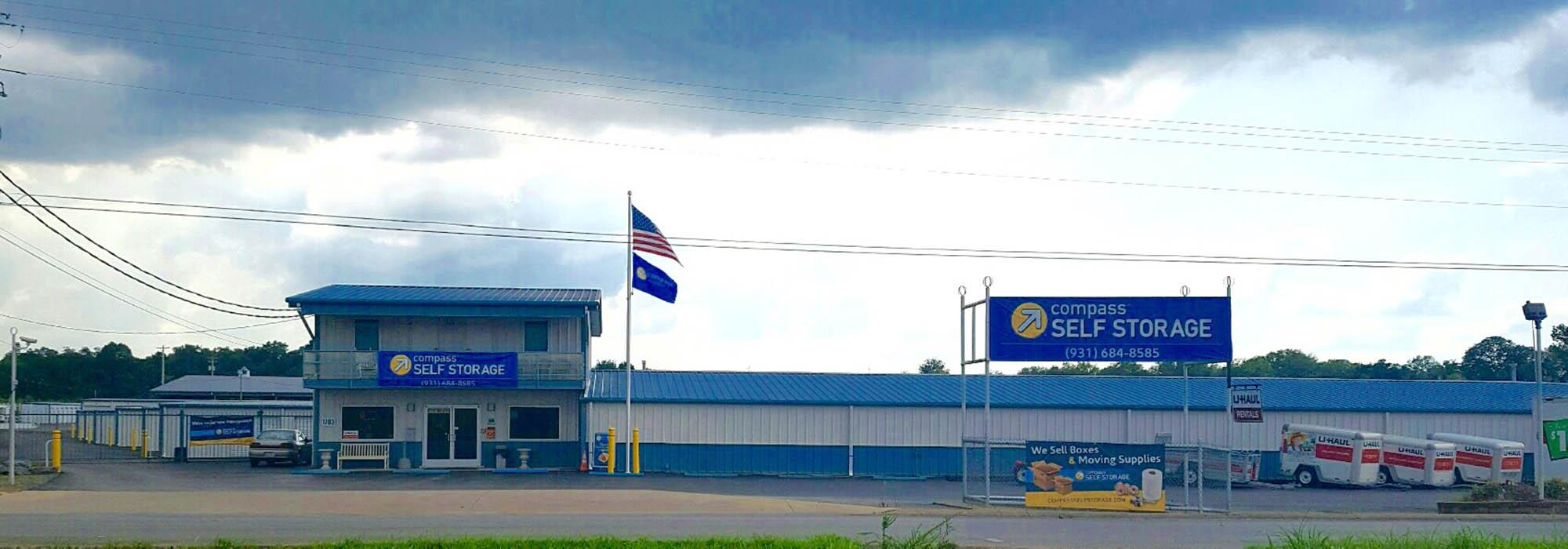 Self storage in Shelbyville TN